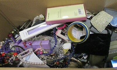 9kg Job Lot Of Assorted Costume Jewellery