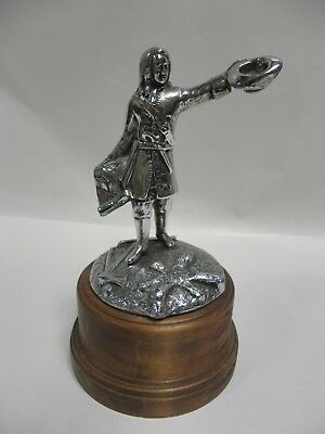 Vintage Historical Statue Sculpture Figure (A10)