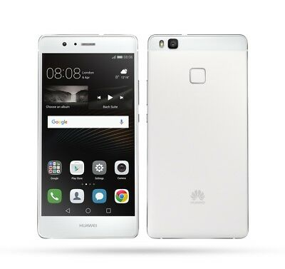 Huawei P9 Lite VNS-L31 16GB Smartphone White LTE - sehr gut - OVP