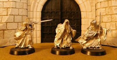 RINGWRAITHS - Lord Of The Rings 3 Metal Figure(s)
