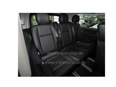 mercedes vito w639 sitz easy entry klappsitz leder eur. Black Bedroom Furniture Sets. Home Design Ideas