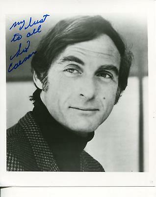 Sid Caesar Your Show Of Shows & Grease Actor Comedian Signed B&W Photo Autograph