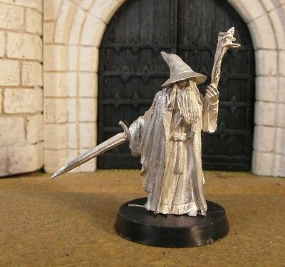 GANDALF THE GREY - Lord Of The Rings Metal Figure(s)