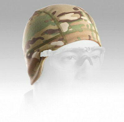 Crye Precision Skullcap Multicam Fitted Beanie Hat Fleece NEW Cold Weather