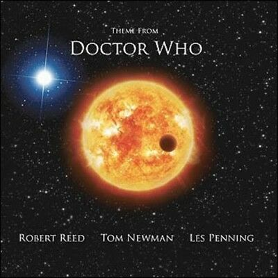 Robert Reed - Theme From Dr Who [New CD] Extended Play, UK - Import