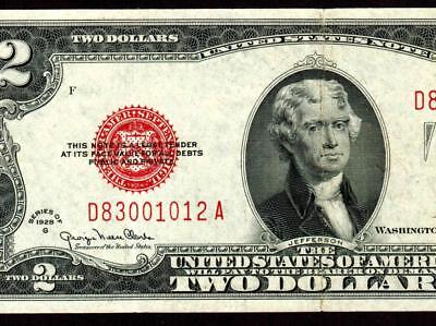 $2 1928G United States Note  ** MORE CURRENCY FOR SALE **
