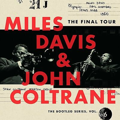 John Coltrane/Miles Davis - The Final Tour: The Bootleg Series, Vol. 6 New Cd