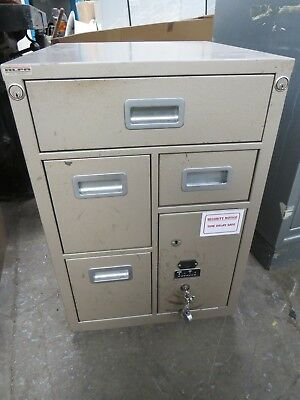 bank clearance safe security cabinet  time delay compartment industrial upcycle