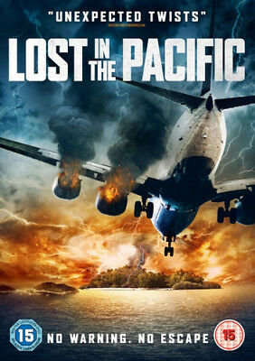 Lost in the Pacific DVD (2018) Brandon Routh ***NEW***