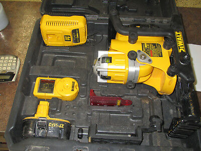 DeWalt DW073KD Kit Leveling Rotary Laser Level 18V Cordless DW073