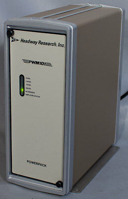 Headway Research 1-PWM101-CB15 Photo-Resist Spinner Power Pack