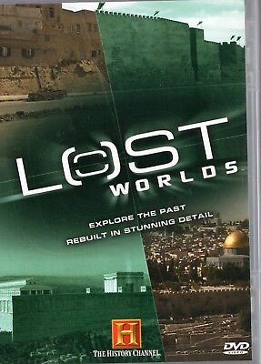 Lost Worlds  Atlantis, Ramses' Egyptian Empire & Athens-Ancient Supercity  (2006