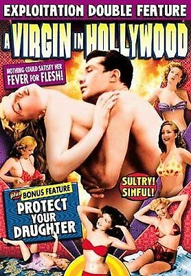 A Virgin in Hollywood  Protect Your Dau DVD