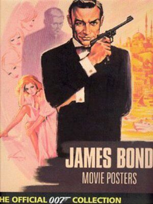 James Bond movie posters: the official 007 collection by Tony Nourmand