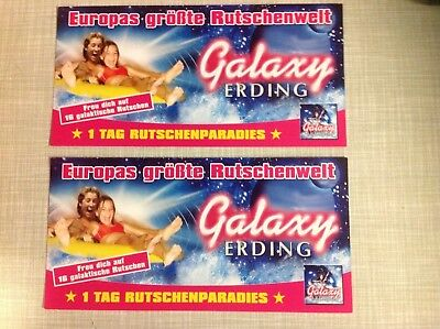 2 x Therme Erding - Galaxy