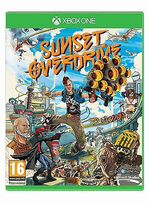 Sunset Overdrive Xbox One Nuevo