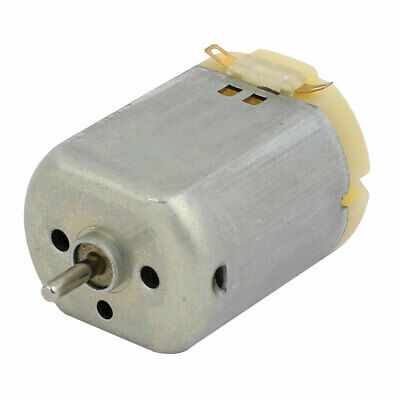 DC 6V 13000RPM 0.08A Speed Rotary 2 Terminals Drive Shaft Motor