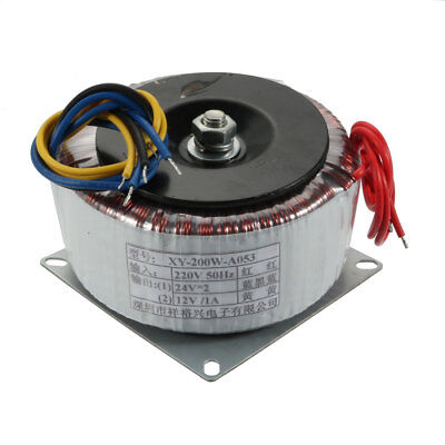 XY-200W-A053 toroidal transformer with support 1pcs