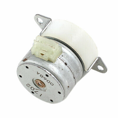 3mm Dia Shaft 2-Phase 6-Wire Micro Reducing Stepping Motor 4500RPM