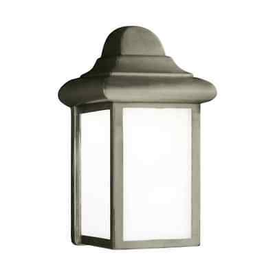 "Sea Gull Lighting 8788-155 Mullberry Hill 1-Light 5-3/4""W Outdoor Wall Sconce"