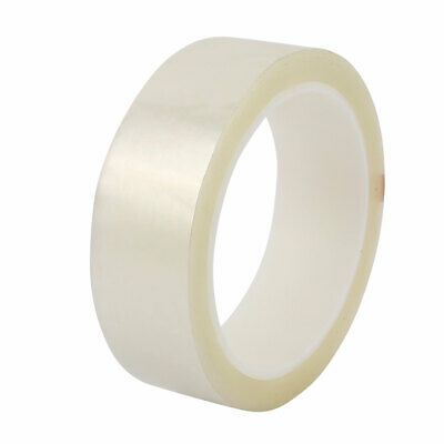 30mm Single Sided Strong Self Adhesive Mylar Tape 50M Length Clear