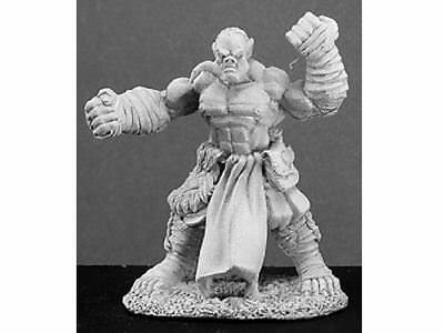 Reaper Miniatures Dark Heaven Legends 02926 Gungor Half Orc Monk