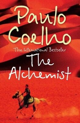 The Alchemist: A Fable About Following Your Dream (Paperback), Co...