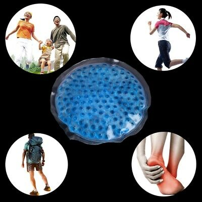 Reusable Hot or Cold Therapy Heat Ice Gel Pack First Aid Sports Pain Relief Soft