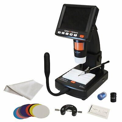 Gemax Pro Digital Microscope Gemstone Diamond Jewelry Inspection Magnifying Tool