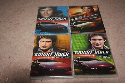 Knight Rider: The Complete Series DVD *Brand New Sealed*