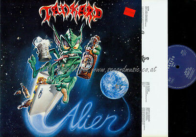 LP-- Tankard ‎– Alien  ))OIS + INLAY // SPV 604749  NOISE //