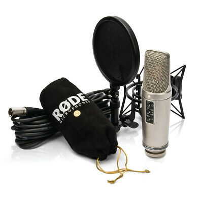 Rode NT2-A Complete Vocal Recording Solution - NEU