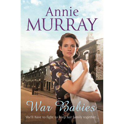 War Babies by Annie Murray (Paperback), Fiction Books, Brand New
