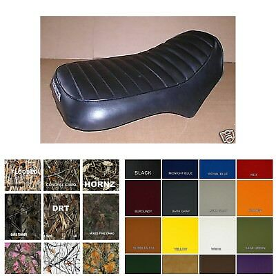 HONDA ATC200 Seat Cover 1981 1982 1983  in 25 COLORS & PATTERNS   (W/ST/E)