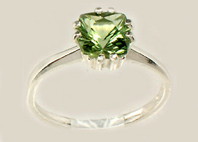 RARE Flashy 1¼ct Russian Chrome Diopside Yakutsk Emerald Frozen Tundra God Gem