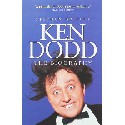 Ken Dodd - The Biography by Stephen Griffin (Paperback), New Arrivals, Brand New