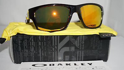 bb4d317567f Oakley FUEL CELL New Valentino Rossi Sunglasses Black VR46 Fire Irid OO9135- 11