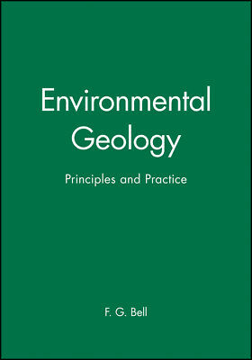 Environmental Geology, Fred Bell