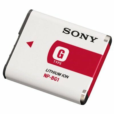 Sony NP-BG1 Type G Lithium Ion Battery for Sony W Series DSLR Camera
