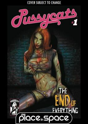 Pussycats: The End Of Everything #1B - Dead Girl Variant (Wk11)