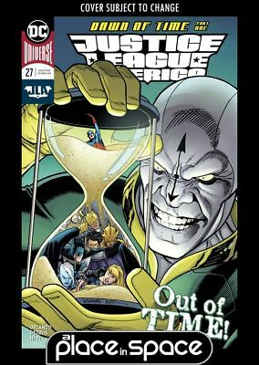 Justice League Of America, Vol. 5 #27A (Wk13)