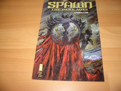 image Capullo Infinity McFarlane sehr gut Spawn the dark ages Heft 12