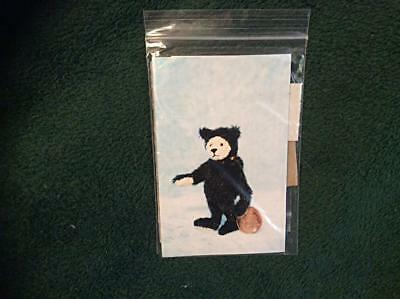 Pattern and Kit For Miniature Bear Uncut New Everything Included #3