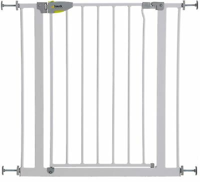 Hauck SQUEEZE HANDLE SAFETY GATE Easy/Fit Adjustable/Childproof BN
