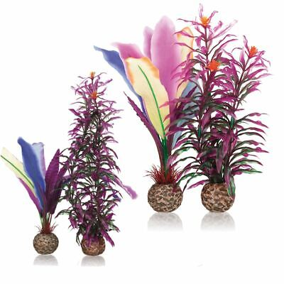 Oase Biorb Parrot Feather Decorative Plastic Artificial Plant Aquarium Fish Tank