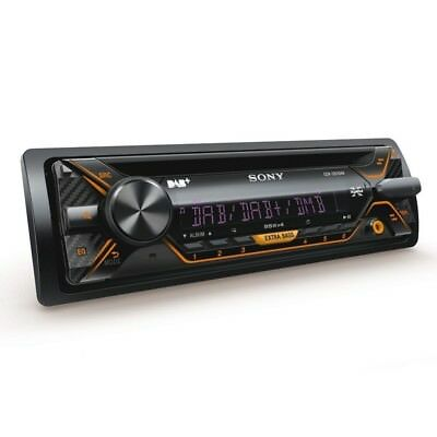 sony cdx 3201dab dab cd mp3 usb autoradio radio dab. Black Bedroom Furniture Sets. Home Design Ideas