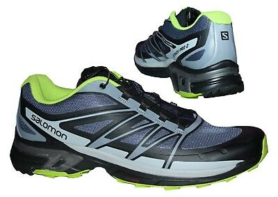 SALOMON HERREN WINGS Pro 2 Trail Trekking Laufschuhe