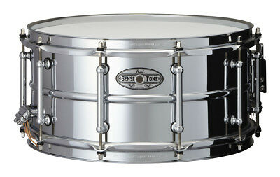 Pearl STA-1465S - Beaded Steel - Sensitone Snare Drum