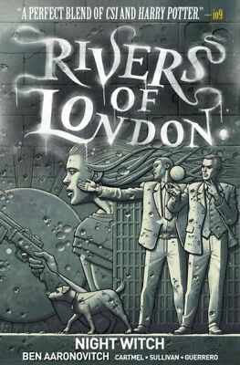 RIVERS OF LONDON 2 NIGHT WITCH, Aaronovitch, Ben, Cartmel, Andrew...