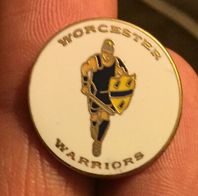 Worcester Warriors Rugby Union Crest Enamel Pin Badge